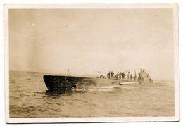 """Sous-marin PONCELET """"coulé Contre Nous En Novembre 1940 Au Gabon"""" - Boten"""