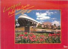 Cpsm -  Limoges -  Palais Des Sports , Stade Fétiche De La Fameuse équipe De Basket Du CSP     S238 - Limoges
