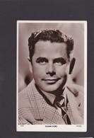 Glen Ford.    Actor.   Picturegoer Series. (Card Number W265).  RPPC. - Actores
