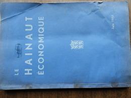 Le Hainaut économique - Economie
