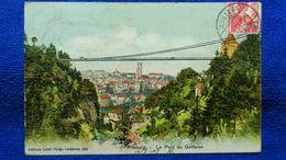Fribourg Le Pont Du Gotteron Switzerland - FR Fribourg