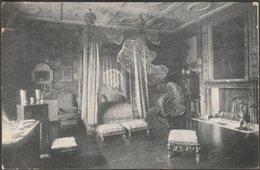 King's Bedroom, Knole, Sevenoaks, Kent, 1904 - Salmon Postcard - Other