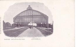 Belgique - Anvers - Intérieur De La Gare - Autres