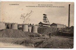 Larchamp-Vue D'ensemble De L'Exploitation Des Mines De Fer - Frankrijk