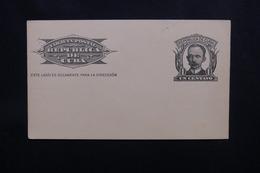 CUBA - Entier Postal Non Circulé - L 54129 - Briefe U. Dokumente