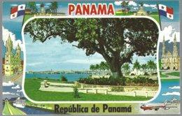 CP Panama, Anayansi Park On Balboa Avenue. Unused - Panama