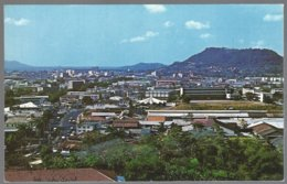 CP FF-670- View  From La Cresta Of Panama City . Unused - Panama
