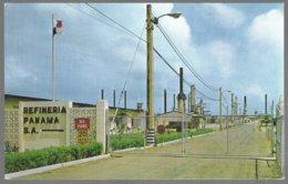 CP FF-556-Entrance To The Refineria Panama In Las Minas Bay,Province Of  Colon. Unused - Panama