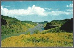 CP FF-513- The Famous Gaillard Cut (Culebra Cut) Of The Panama Canal . Unused - Panama