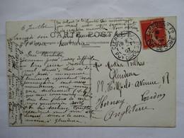 DAGUIN  JUMELEES   -  CLERMONT Fd.     .....   TTB - Marcophilie (Lettres)
