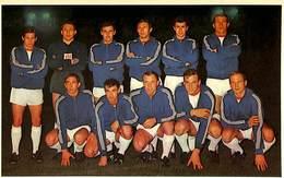 CPA - Belgique - Waregem - Equipe De Football - Soccer