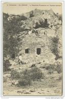 DZP10008 Algérie Algeria KROUMIRIE EL-GORAH 14 Chambres Funéraires De L'époque Punique / Postcard - Algeria