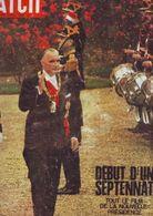 Paris Match - 28 Juin 1969 - Numero 1051 - Algemene Informatie