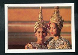 CPM Photo : THAILANDE - BANGKOK - DANSEUSES - Cartes Postales
