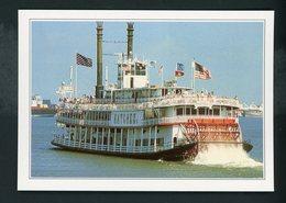 CPM Photo : USA - NEW-ORLEANS - MISSISSIPI  (BATEAU) - Cartes Postales