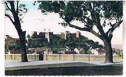 LISBOACASTELO  S.JORGE  TBE  POR37 - Lisboa