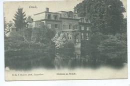 Brasschaat Brasschaet Eeckeren Donk Donck Ekeren Donck Château Hoelen Nr. 82 - Brasschaat