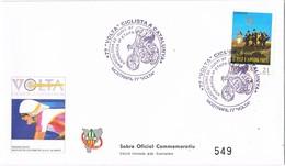 35823. Carta BARCELONA 1997. 77 Volta Ciclista Catalunya. Ciclismo - 1931-Hoy: 2ª República - ... Juan Carlos I