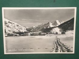 Cartolina Valle D'Aosta - Cogne  In Inverno - 1952 - Italy