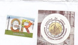 Spain Not Used Forgotten To Stamp... - Spagna