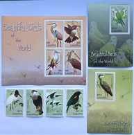 # Lesotho 2007** Mi.1997-2006 Birds, MNH [14;3] - Vögel