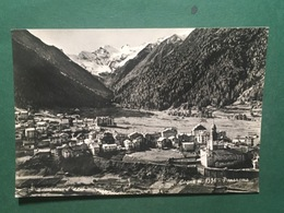 Cartolina Cogne - Panorama - 1961 - Italy