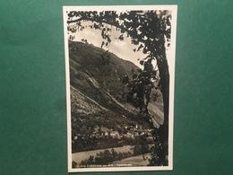 Cartolina Locana Canavese - Panorama - 1942 - Italy