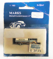 Camion  Marks  9102  Magirus - Autres Collections
