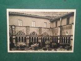 Cartolina Viterbo - Chiostro Di S. Maria Della Verità - 1920 Ca. - Viterbo
