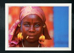 CPM Photo : SIERRA LEONE - FEMME DJALLOUBE - Cartes Postales
