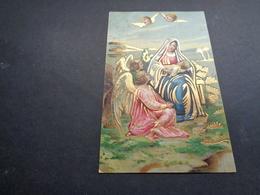 Anges ( 206 )   Ange   Engelen Engel   - Carte Gaufrée  Reliëf - Anges