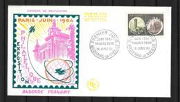 1964 - 171 - Philatec Paris - FDC