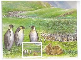 Polaire Antarctique - TAAF 2003 - Feuillet Issu Du Carnet De Voyage 374 ** Lapin Volage à La Cannelle - Unused Stamps
