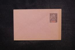 SAINTE MARIE DE MADAGASCAR - Entier Postal Type Groupe - Non Circulé - L 54152 - Covers & Documents