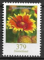 2018 Allem. Fed. Deutschland Germany Mi.  3399***MNH   Blumen : Großblumige Kokardenblume (Gaillardia Grandiflora) - Ongebruikt