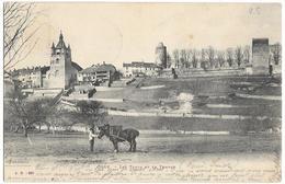 CPA - ORBE - Les Tours Et Le Temple - VD Vaud
