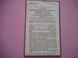 D.P.-MATHILDE -L.DEKENS °NAZARETH 5-2-1886+CRUYSHAUTEM 31-10-1929 - Religion & Esotérisme