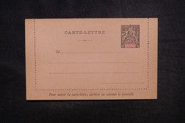 GUADELOUPE - Entier Postal Type Groupe - Non Circulé - L 54176 - Neufs