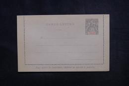 GUADELOUPE - Entier Postal Type Groupe - Non Circulé - L 54182 - Neufs