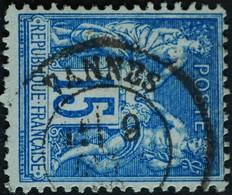 -Sage N°90 Type Ll.(CAD) O.VANNES. - 1876-1898 Sage (Type II)