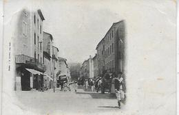 12, Aveyron, SAINT AFRIQUE, Avenue De La Gare, Scan Recto Verso - Saint Affrique