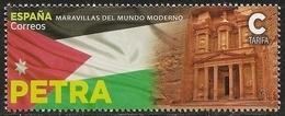 2020-ED. 5378 - Maravillas Del Mundo Moderno. Petra - NUEVO- - 1931-Heute: 2. Rep. - ... Juan Carlos I