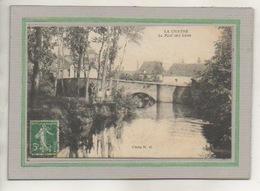 CPA - (36) La CHATRE - Aspect Du Pont Aux Laies à L'entrée Du Bourg En 1911 - La Chatre