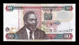 Kenia Kenya 50 Shillings 2010 Pick 47e SC UNC - Kenia