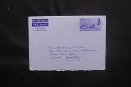 MAURICE - Aérogramme Illustré Au Verso ( Mahebourg ) Pour Les Pays Bas En 1973 - L 54212 - Mauritius (1968-...)