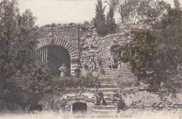 CADENET - VAUCLUSE - (84)  -  CPA COULEUR ANIMÉE 1906. - Cadenet
