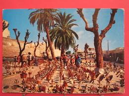 Maroc - El Jadida - Marché Aux Cuivres - Joli Timbre - Recto Verso - Otros