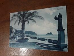 Cartolina Postale 1940, Spotorno Savona - Savona