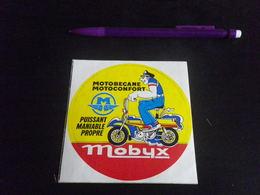 Autocollant - MOTOBECANE MOBYX - Autocollants