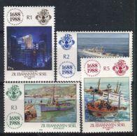 SEYCHELLES/ZIL ELOIGNE SESEL ( POSTE ) Y&T N°  170/173  TIMBRES  NEUFS  SANS  TRACE  DE  CHARNIERE , A VOIR . - Seychelles (1976-...)